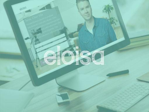 Case: Eloisa Tuotannot -verkkosivu